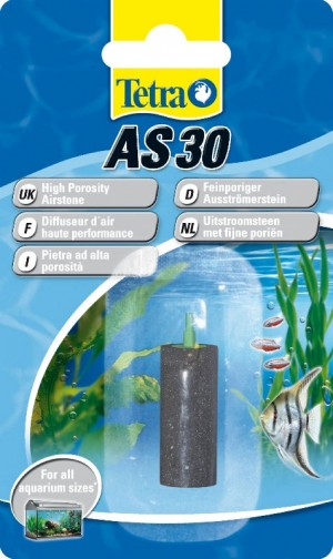 Tetra Airstone akvārija gaisa smidzinātājs AS30 30mm -