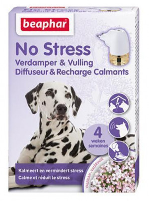 Beaphar No Stress Starter Pack Dog difūzeris suņiem ar nomierienošu efektu 30ml