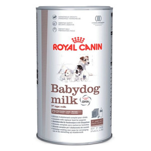 Royal Canin SHN BABY DOG MILK sauss piens kucēniem 400g